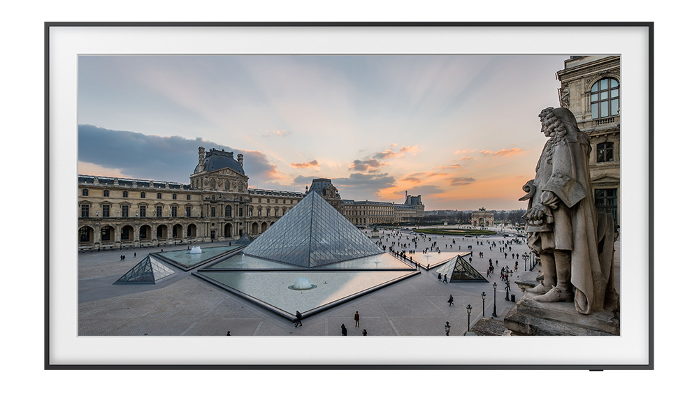 Шедевры Лувра стали доступны на телевизорах Samsung The Frame