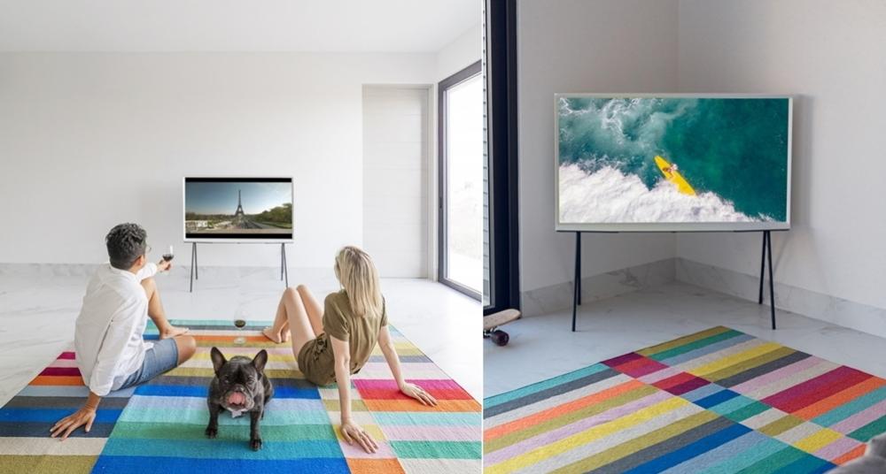 Дизайнеры рассказали, как используют интерьерные телевизоры Samsung