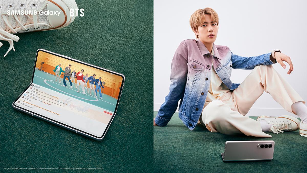 Samsung-Galaxy-ZFold-BTS-KPOP-Jin