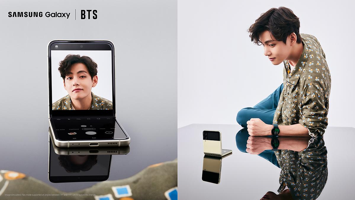Samsung-Galaxy-ZFold-BTS-KPOP-Taehyung-V