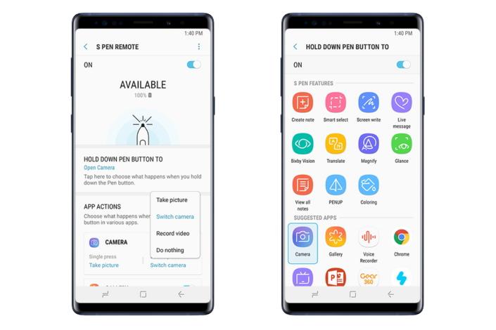 S Pen в Galaxy Note 9: поради по використанню