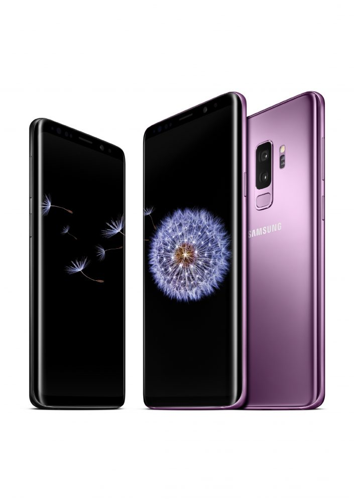 Built For The Way We Communicate Today Samsung Galaxy S9 And S9