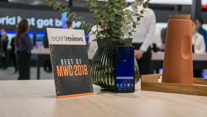 Samsung Galaxy S9/+ wins 'Best of' awards at Mobile World