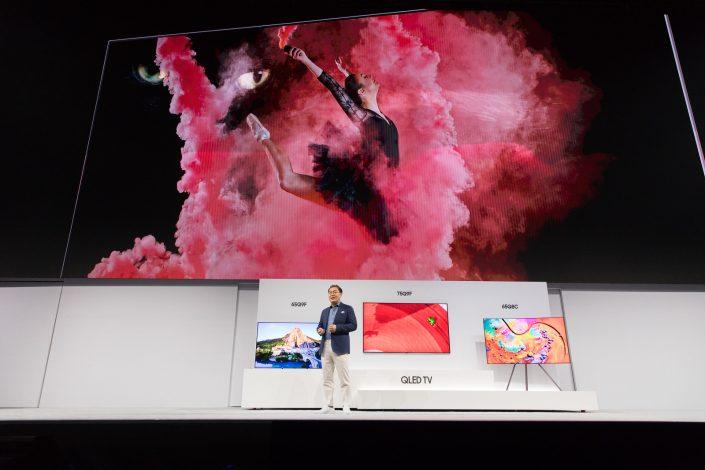 Samsung Announces New 2018 Home Entertainment Lineup – Samsung U.K. ...