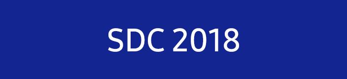 SDC 2018