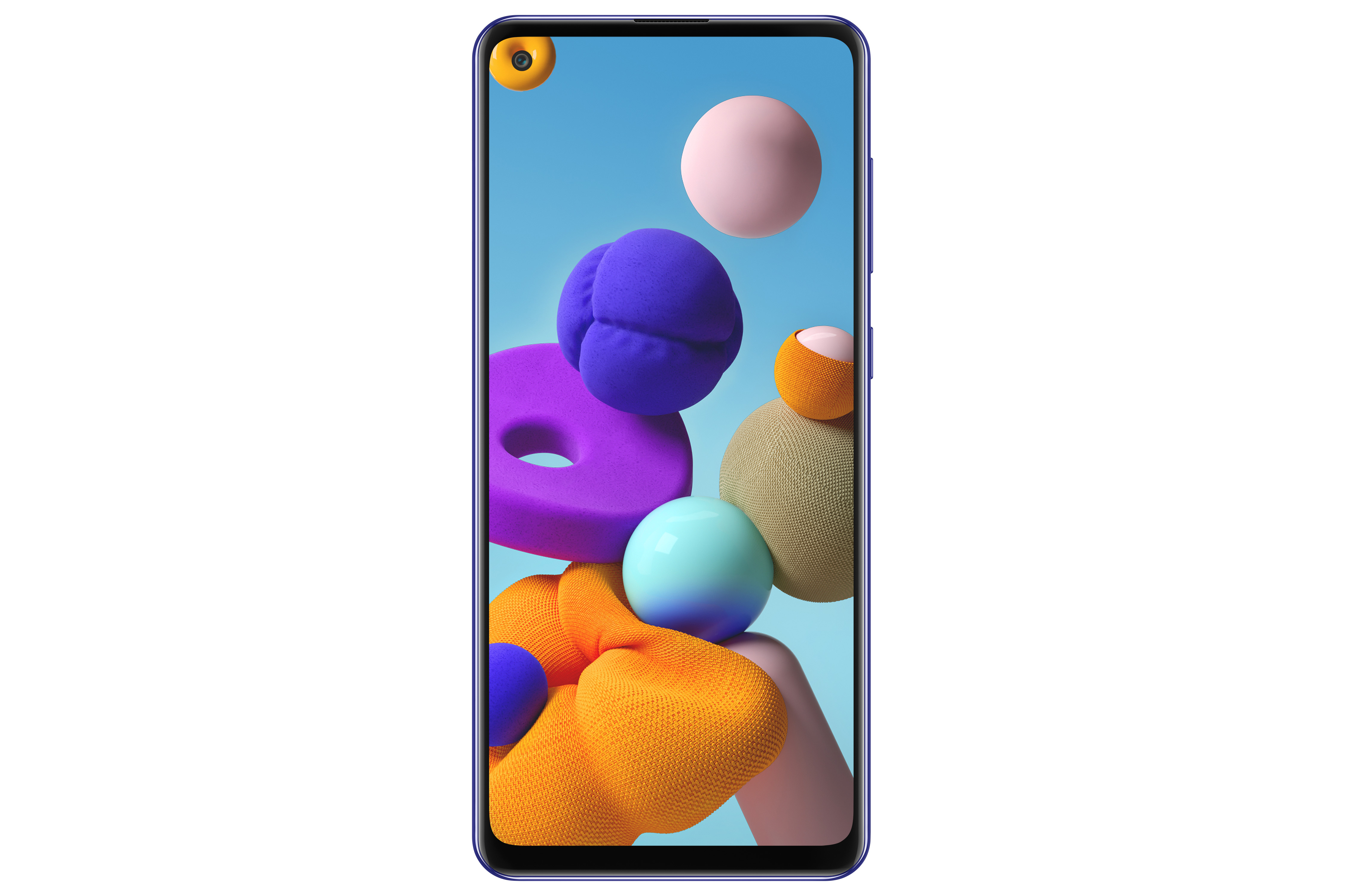 Samsung Adds The New Galaxy A21s To The Galaxy A Family Samsung Newsroom U K