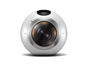 Gear 360 - front
