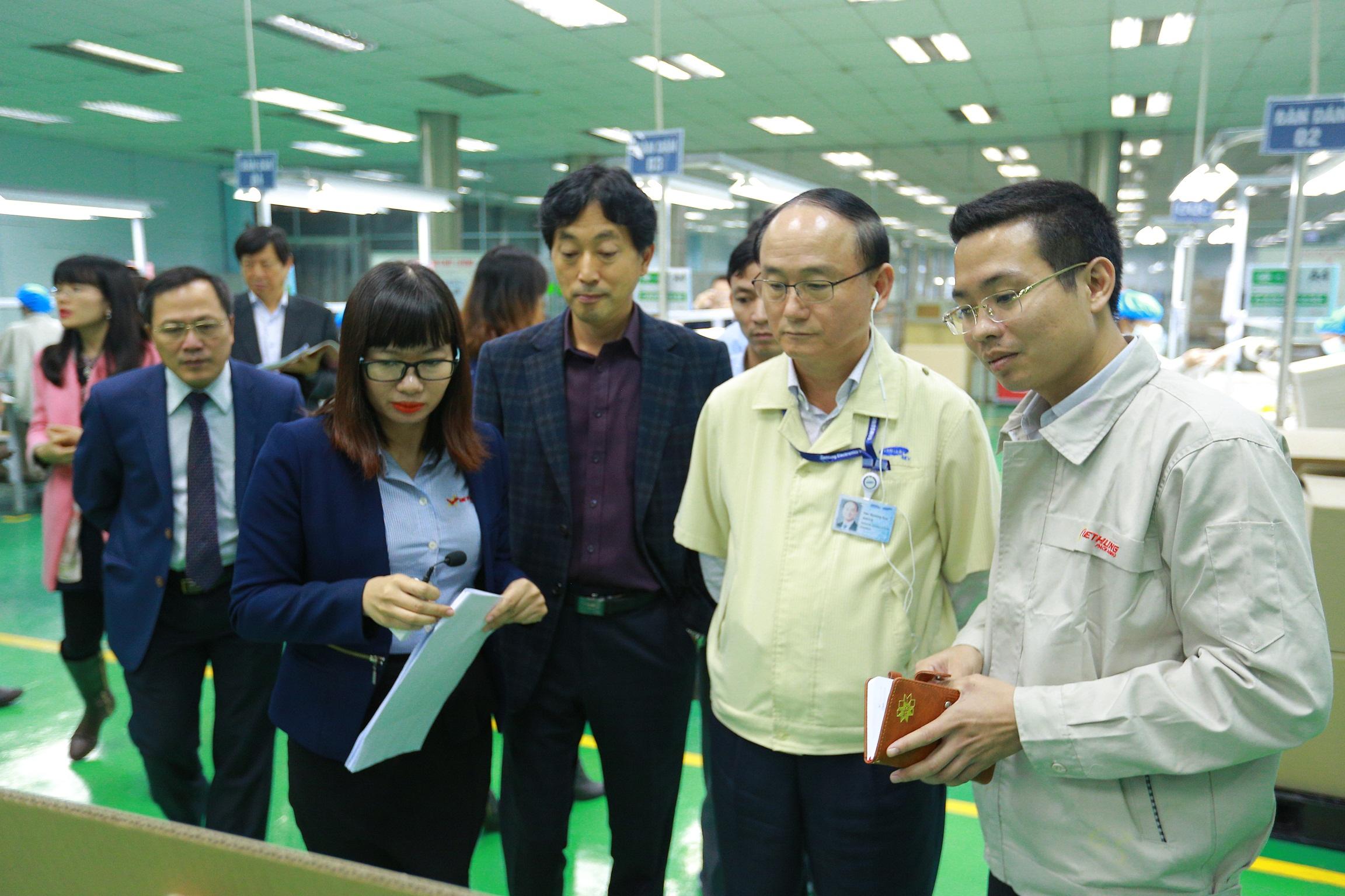Samsung Việt Nam đạt 1 tỷ sản phẩm sau 10 năm