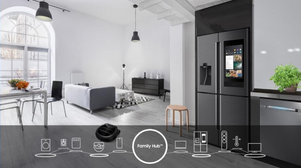 Samsung chính thức ra mắt Ngành hàng Giải pháp Thông minh Smart ...