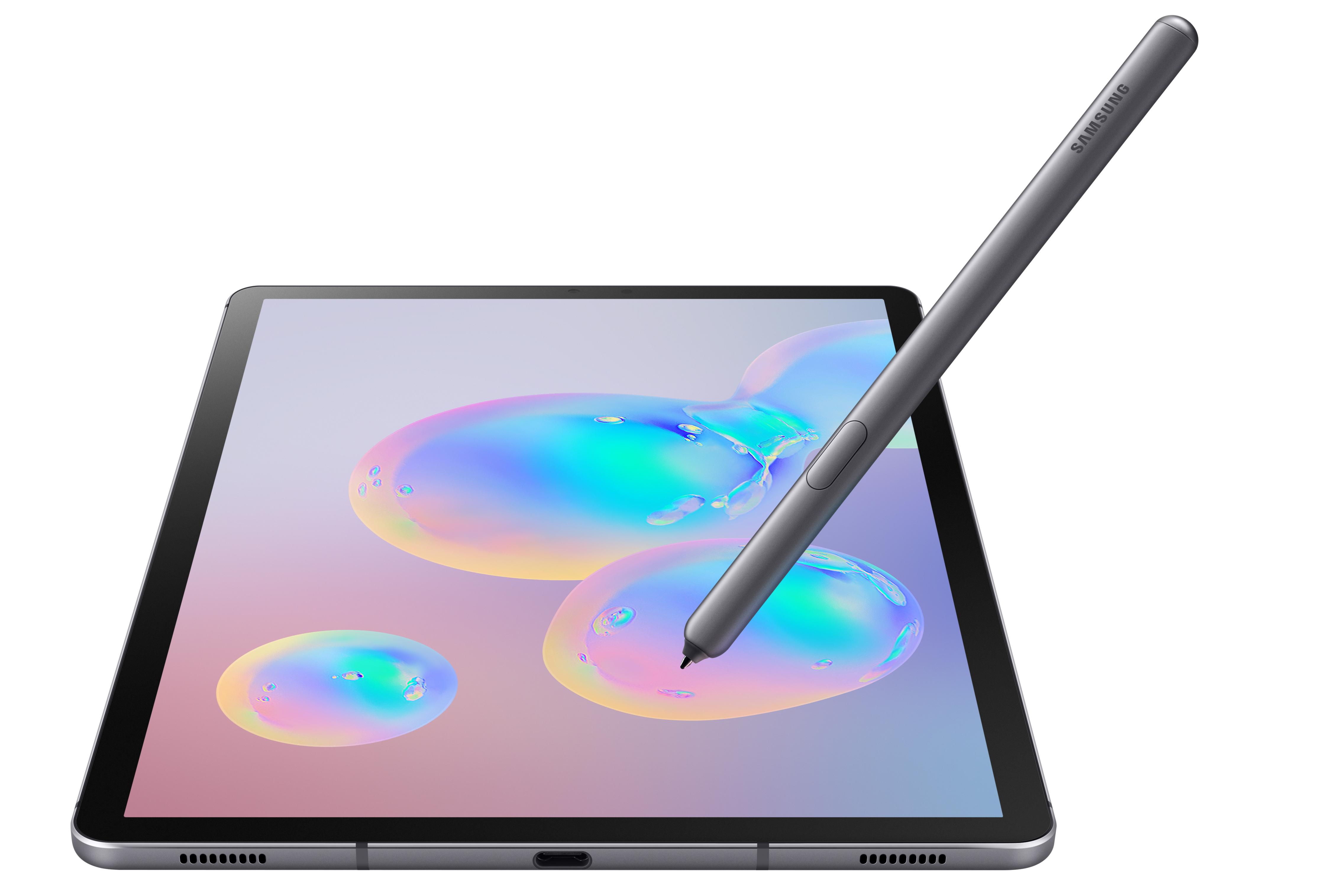 Giới thiệu Samsung Galaxy Tab S6: Máy tính bảng mới nâng cao khả năng sáng tạo và hiệu quả làm việc của người dùng – Samsung Newsroom Việt Nam