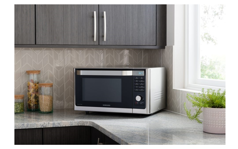 Kitchen Microwave Placement Options Samsung Newsroom