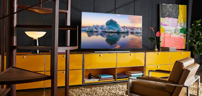 Why Samsung QLED TV's Make A Large Distinction