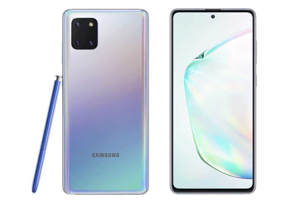 Samsung South Africa Announces Release of Galaxy Note10 Lite