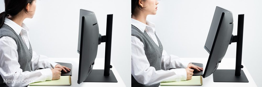 How Samsung's High-Resolution S65UA Monitor Makes Working From Home Better